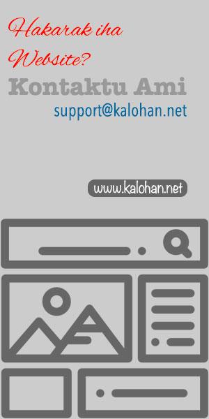 Kalohan Hosting